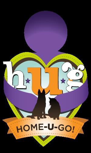 H.U.G.! Home-U-Go! logo